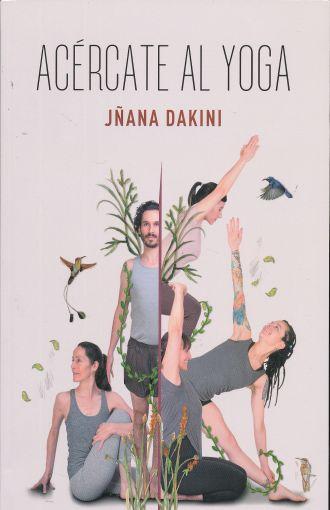 Acércate al Yoga Libro